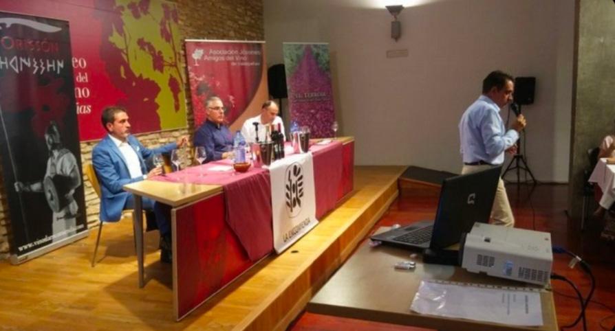 Cata de La Encomienda en el Museo del Vino
