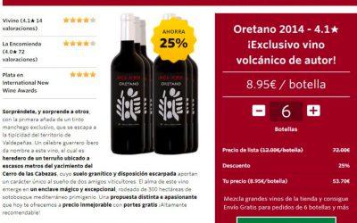 Wines La Encomienda is already in VIVINO
